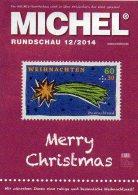 MICHEL Briefmarken Rundschau 12/2014 Neu 6€ New Stamp Of The World Catalogue And Magacin Of Germany ISBN 4 194371 105009 - Alte Papiere