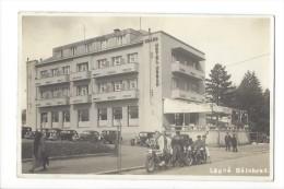 10726 - Lazne Belohrad Grand Hotel Urban Voiture  Cars Moto - Tchéquie