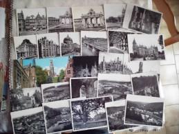 LOT DE 26 CARTES ..BELGIQUE..LIEGE..BOUILLON..BRUGGES..ROCHEFORT..BRUXELLES.. - Postcards