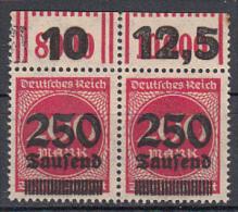 Deutsches Reich - Mi. 292 OPD K I W OR Stettin 2,9,2 - 1,11,1 ** - Neufs