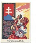 10729 - Tento Znak Nasa Sloboda (Format 10X15) - Slovaquie