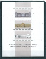 Allemagne  Fédérale  Bloc  N°19   De 1986  Neuf - BRD