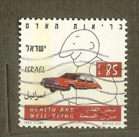 Israel Stamp - Non Classés