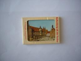 Allemagne   :  Rothenburg  Ob  Der  Tauber  12 X  Ausgewähite  Fabaufnahmen - Autres