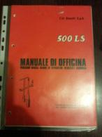 Benelli 500 LS 1977 Manuale Officina Originale-workshop Manual-Manuel D´atelier -Werkstatthandbuch - Motos