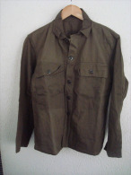 Veste HBT Fabrication Locale   Indo -  Indochine. - Uniforms