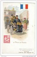 La Poste En France Cluny - Musées