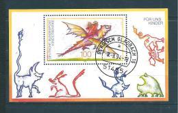 Allemagne  Fédérale  Bloc  N°29  De  1993  Oblitéré - BRD