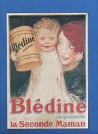 N°1989- Carte Publicitaire.......Blédine ... Jean D'Ylen..d'après L'original ...  Recto-verso - Pubblicitari