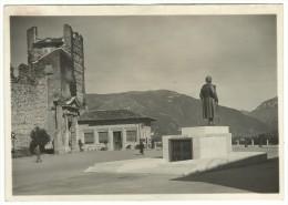 """Bassano Del Grappa -  """"Monumento Al Generale Gaetano Giardino"""" - Uniformi"""
