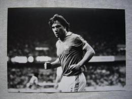 Photo De Presse Kipa Paris Football Bellone 1982 14  X 20 Cm NB - Sports