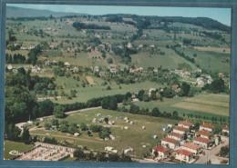 73 - BASSENS- Vue Aérienne, Camping Du Nivolet Et Les Coteaux-  Non écrite-2 Scans -10.5 X 15 - CIM COMBIER - Frankreich