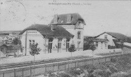 St-souplet-sur-py (marne) La Gare - France