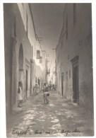 Tripoli  Via Del Borgo Ebreo - Libia