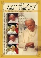 SIERRA LEONE SCOTT # 3078 ; IGPC 1115SH ; MINT N.H ( POPE JOHN PAUL II - Sierra Leone (1961-...)