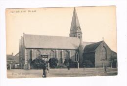 Lendelede  De Kerk   Uitg We. Deprez - Lendelede
