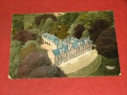 HAMME MILLE   -   Château Valduc  -  Vue Aérienne    -  (2 Scans) - Beauvechain