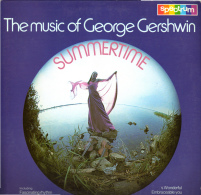 * LP *  WEST MINSTER ORCHESTRA - SUMMERTIME, THE MUSIC OF GEORGE GERSHWIN (Holland 1967 EX-!!!) - Instrumentaal
