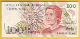 BRESIL - Billet De 100 Cruzeiros. (1990). Pick: 228. NEUF - Brazil