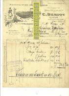 59 - Nord - LILLE - Facture BERIOT - Manufacture De Chicorée – 1919 - REF 153 - Francia