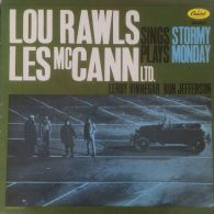 * LP *  LOU RAWLS And LES McCANN Ltd - STORMY MONDAY (Holland 1962 EX-!!!) - Jazz