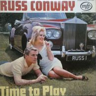 * LP *  RUSS CONWAY - TIME TO PLAY (Rolls Royce Cover - Holland 1966 EX!!!) - Instrumentaal