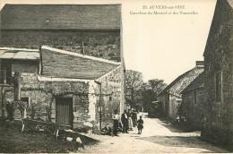Auvers Sur Oise : Carrefour Du Montcel - Altri Comuni