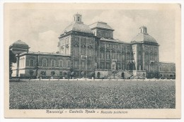 Racconigi - Castello Reale - Facciata Posteriore - Cuneo - HP840 - Cuneo