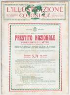 1919 Italian Magazine  IZMIR  Smyrna  Smyrne  Smirne Anatolia Anadolu Turkey Turkiye - Ante 1900