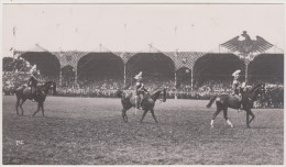 Kaiser-Parade Münster 1907, Ulanen-Regiment 5, Photograph Tellgmann, Mühlhausen, Foto - Krieg, Militär