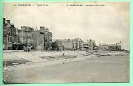 14 GRANDCAMP - Les Quais Et La Plage - Autres Communes