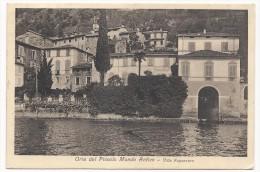 Oria - Villa Fogazzaro - Como - HP846 - Como
