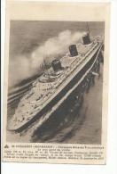 Paquebot Normandie - Steamers