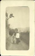 Foto Cartolina Panorama Da Identificare Tensi Editore  2 Scansioni - Luoghi