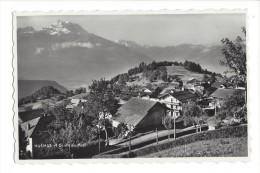 10758 - Huémoz Et Dents Du Midi - VD Vaud