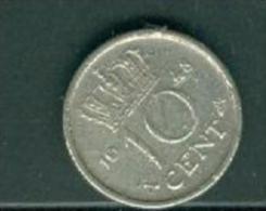 Pays-Bas NETHERLANDS 10 Cents 1948  - Pia9405 - [ 3] 1815-…: Königreich Der Niederlande