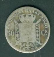 BELGIE - 50 CENTIMES 1899.- Pia9407 - 1865-1909: Leopold II