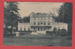 75/4   Bois De Boulogne Chateau De Longchamps  // RECTO VERSO - Altri