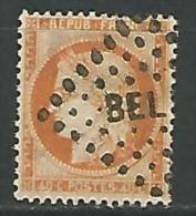 CERES N� 38  OBL  BEL AMBULANT TB
