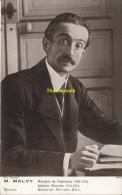 CPA M MALVY MINISTRE DE L'INTERIEUR 1914-1915 - Hommes Politiques & Militaires