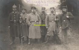 CARTE DE PHOTO TERVUEREN GARDE GUERRE 1914-1918 ** FOTOKAART TERVUREN OORLOG 1914 1918 WWI WACHT