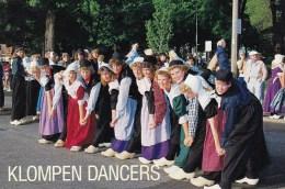 Klompen Dancers Holland Michigan