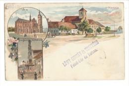 10778 - Löwy Gustav és Testvére Felsö-Eör és Tarcsa Kassa 1899 - Hongrie