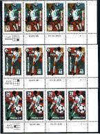 ETATS-UNIS 1993-94 - Yvert N° 2239 à 2241 (Scott 2834-2836) Neuf** Bandes De 4 Timbres Bas De Feuille (sport) Très Beaux - Ungebraucht
