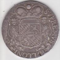 Ducaton - Maximilien-Henri de Bavi�re - 1675 - Principaut� de Li�ge - Prinsbisdom Luik