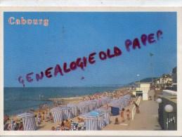 14- CABOURG - LA PLAGE - Cabourg