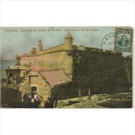 CBATP0880-LFT6014TBAA. TARJETA POSTAL DE CUBA.Antiguas Murallas De Defensa De LA HABANA.circulada - Antigüedad