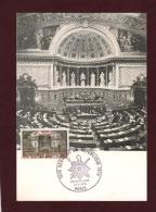 1843 De 1975 - 1er Jour  -  Centenaire Du Sénat De La République  - PARIS  Le  24-05-1975 - 1970-79