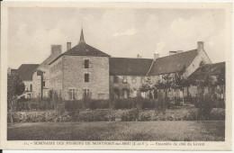 MONTFORT SUR MEU SEMINAIRE DES MISSIONS ENSEMBLE DU COTE DU LEVANT CPA BE CARTE NEUVE - France