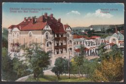 ROMANIA - Ocna Sibiului, Bad Vizakna - Transylvania, Year 1916, K. U K. Briefzensur Arad - Roumanie